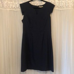 41 Hawthorn Dark Blue Dress